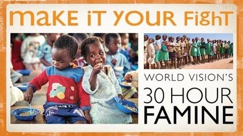 30 Hour Famine 2016 – Slider